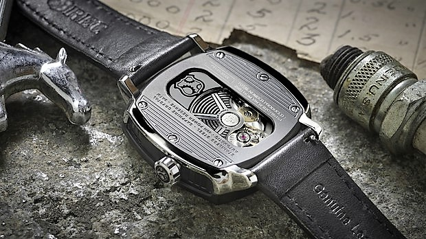 samochód_Mustang_zegarek