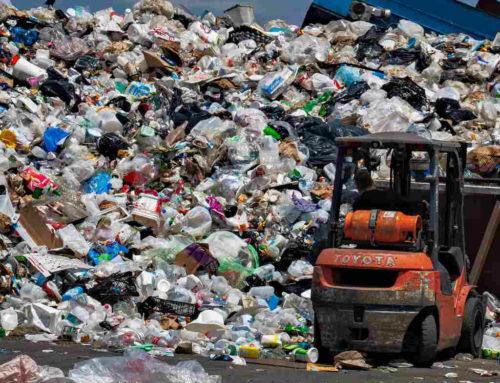 Polska firma wybawieniem dla problemu plastikowych odpadów